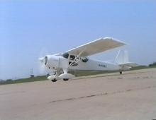 «Самолет Т-411», версия 1