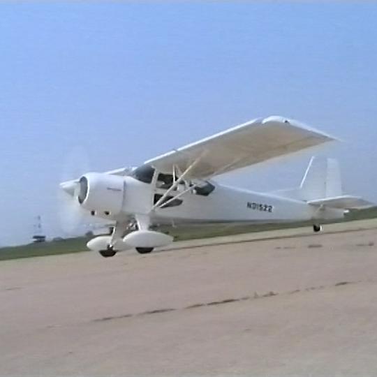 Самолет Т-411. Версия 1.